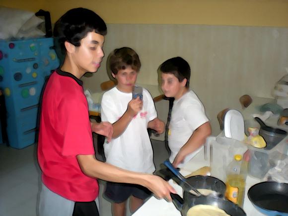 Cocina del Mundo